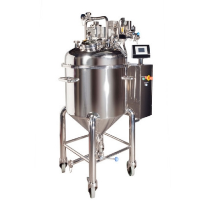 Farmaceutyczny mieszalnik produktów płynnych typu mzut 100