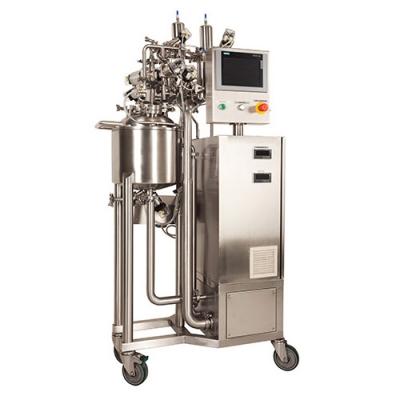 Laboratoryjny aseptyczny mieszalnik procesowy mm-zut 10 ccf